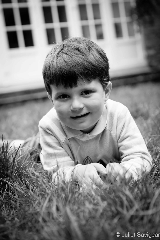 On The Grass - Children's Photography, Wimbledon