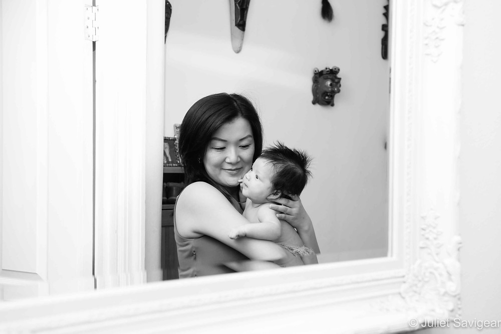 Reflections - Mother & Baby Photography, Clapham