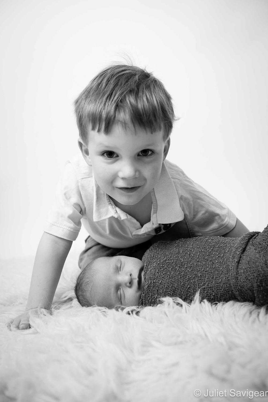 Big Brother - Children's Photography, Balham