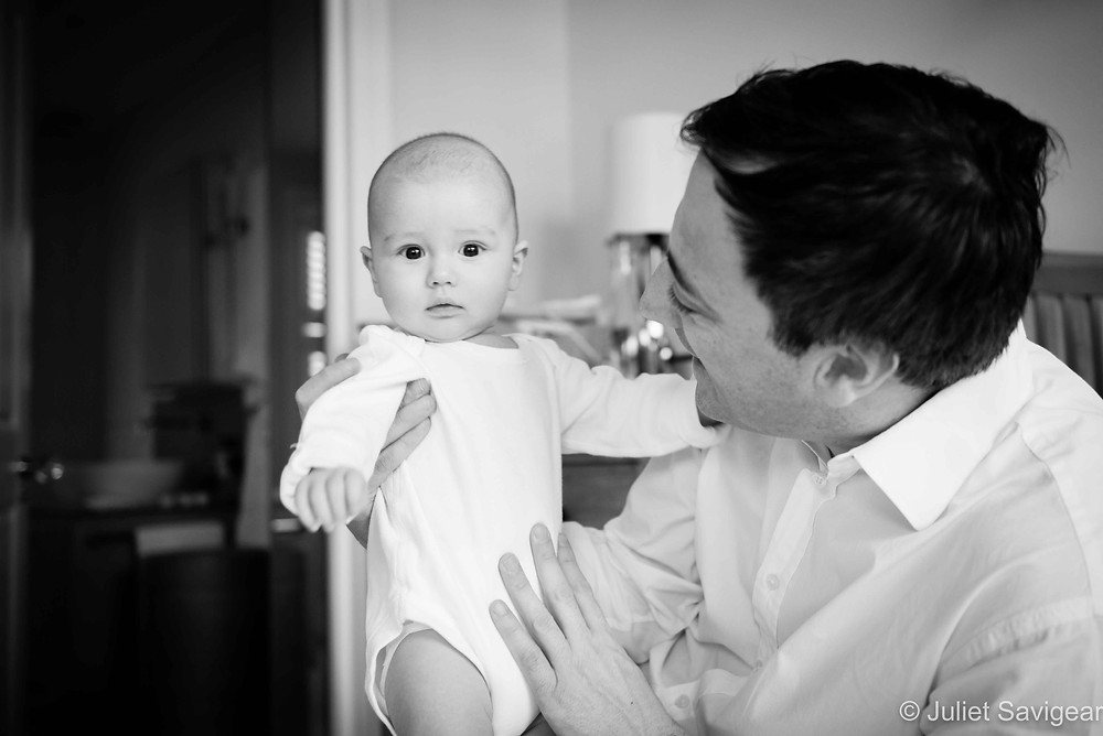 Daddy's Boy - Baby & Family Photography, South Kensington