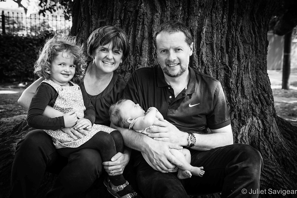 Family Portrait Photography - Wimbledon