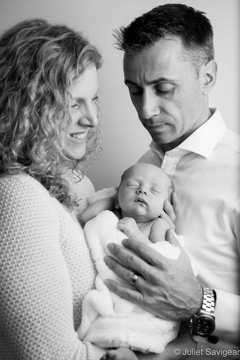 Our New Baby - Newborn Baby & Family Photography, Clapham