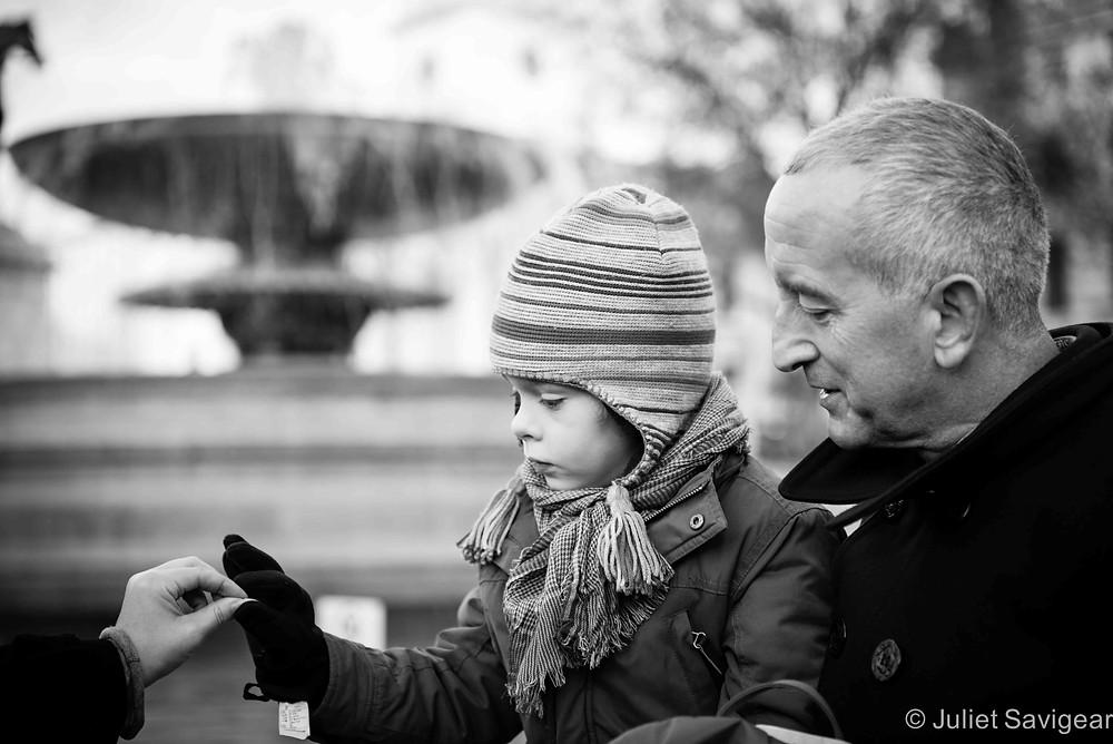 Lucky Coin - - Family Photographer, London