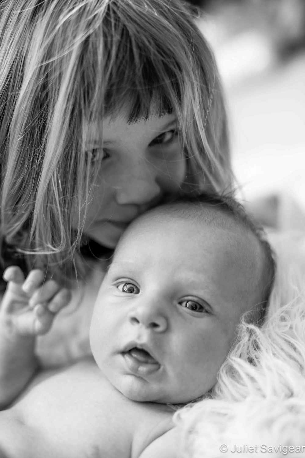 My New Brother - Baby & Children's Photography, Tooting