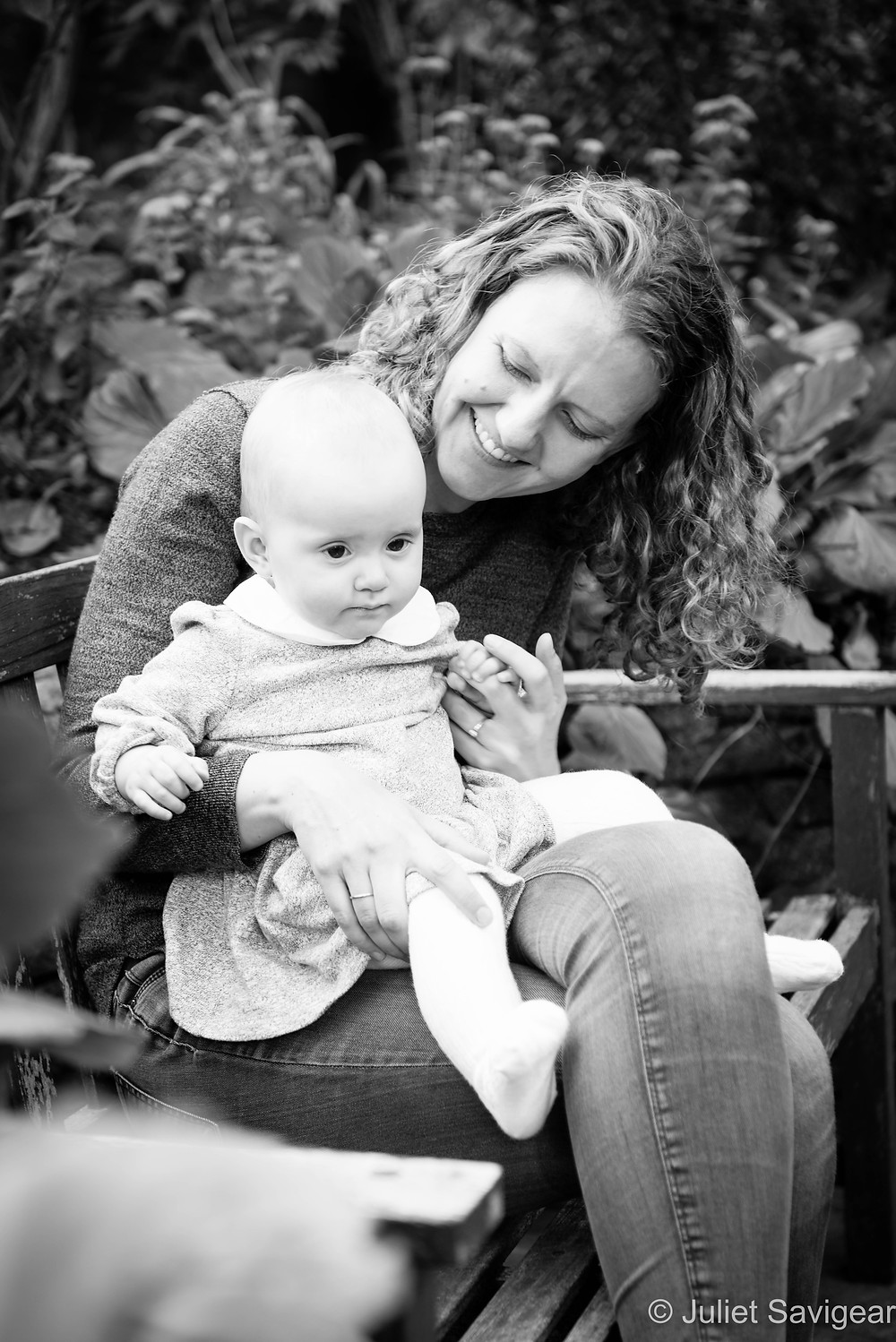 Mother & Baby - Family Photography, Hampstead