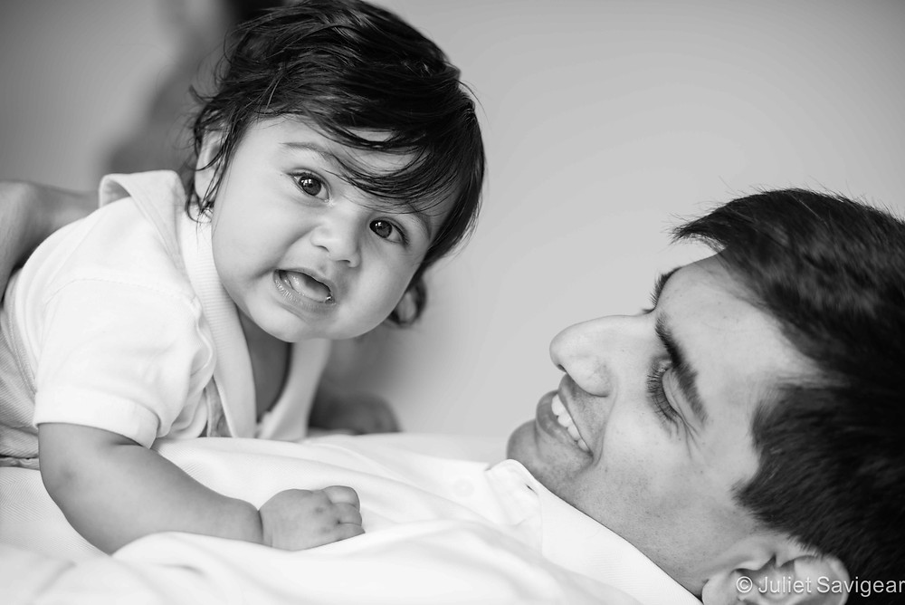 Father & Son - Family Photography - Ealing