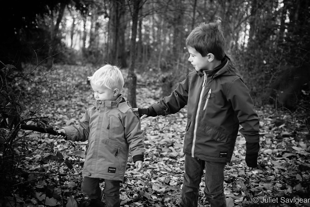 Brothers - Children's Photography, Clapham Common