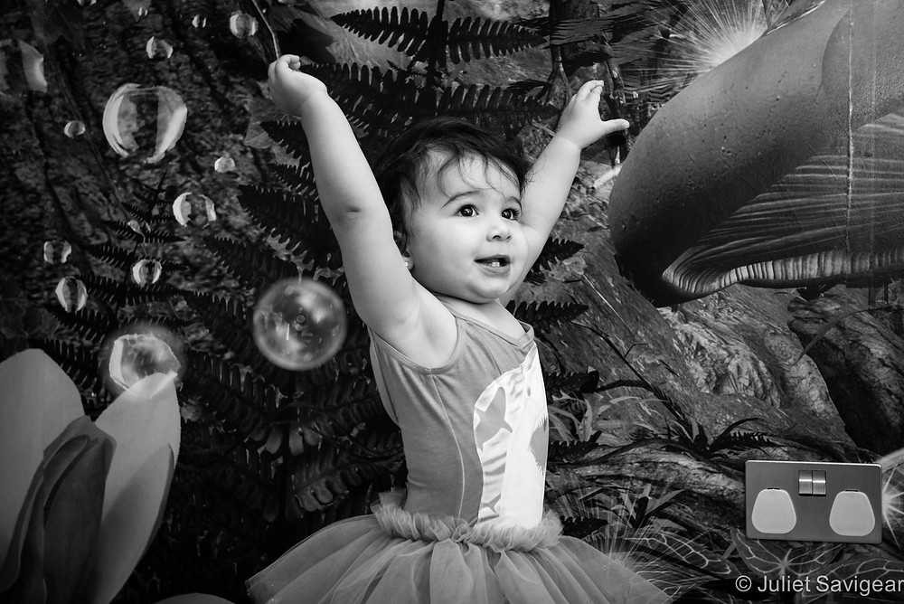 Pirouette - Children's Photography, Clapham