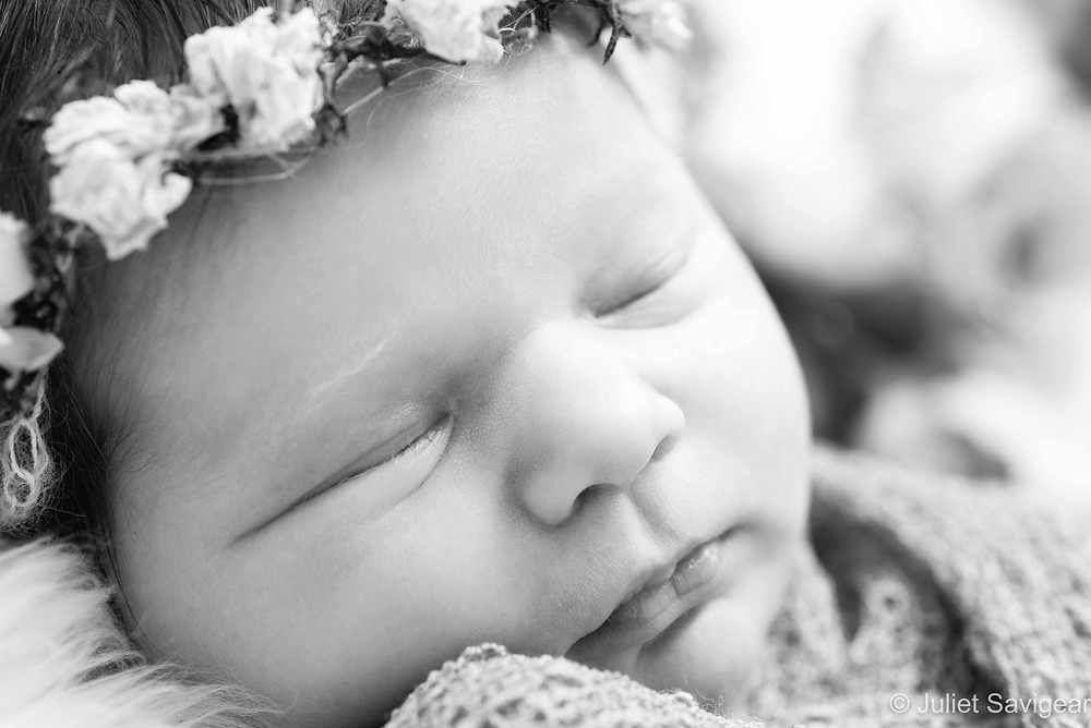 Newborn Baby Photography, Dulwich
