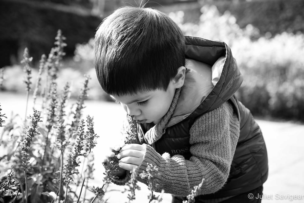 Smells! Children's Photography, Holland Park