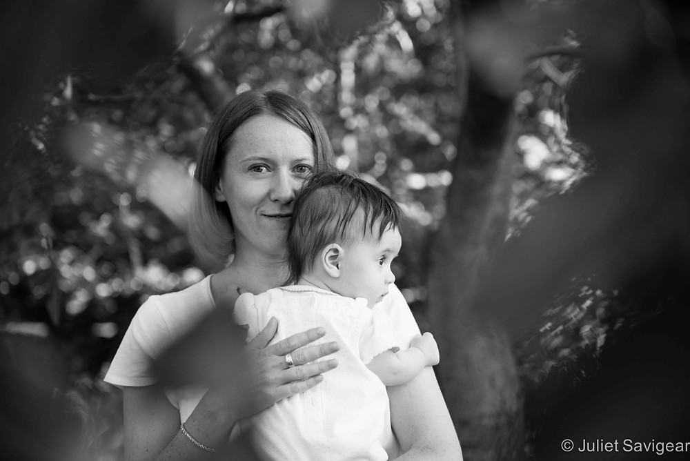 Mother's Hug - Baby & Family Photography, Wandsworth Common