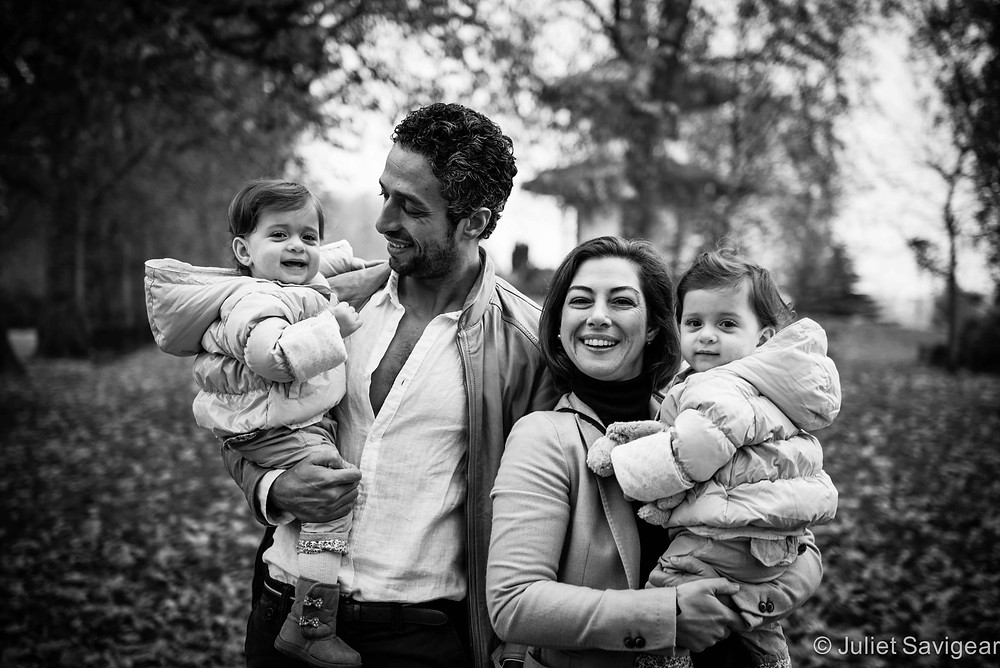 Family & Twins Photography in Battersea Park - Kensington & Chelsea