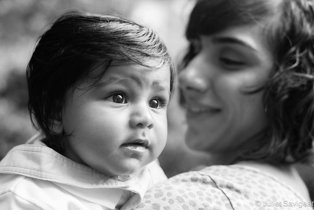 Big Eyes - Family Photography - Ealing