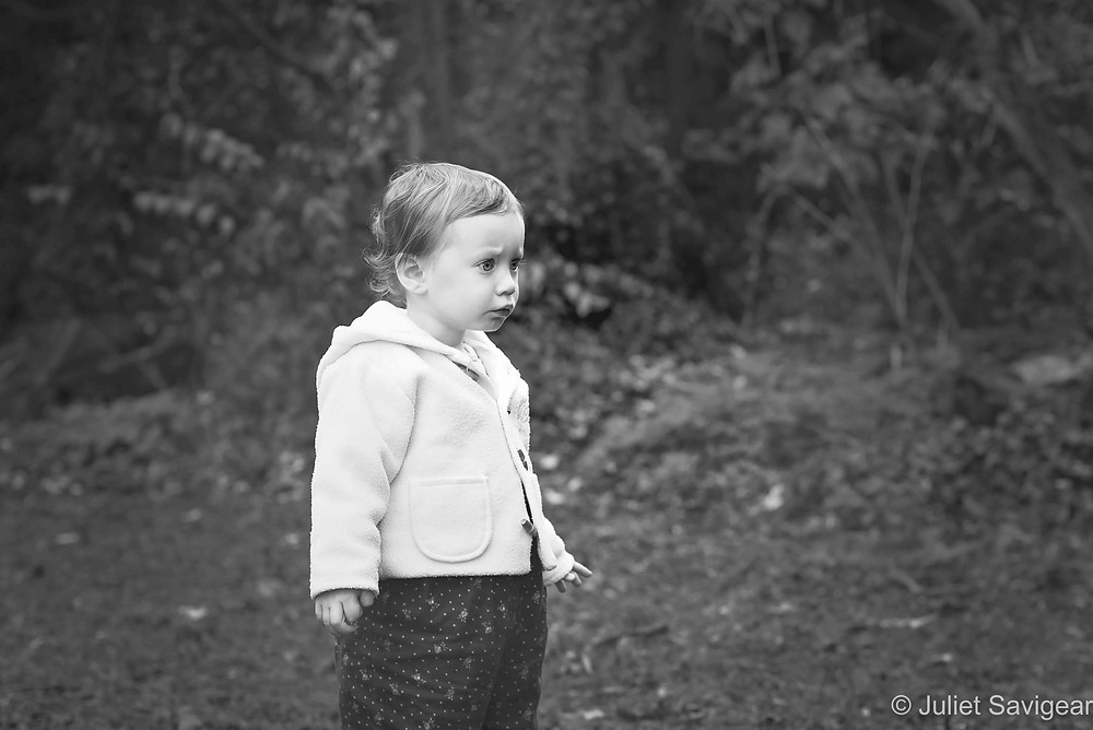 Outdoor children's photography