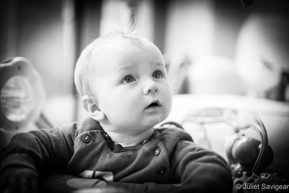 Jumperoo Baby - Baby Photography, Twickenham