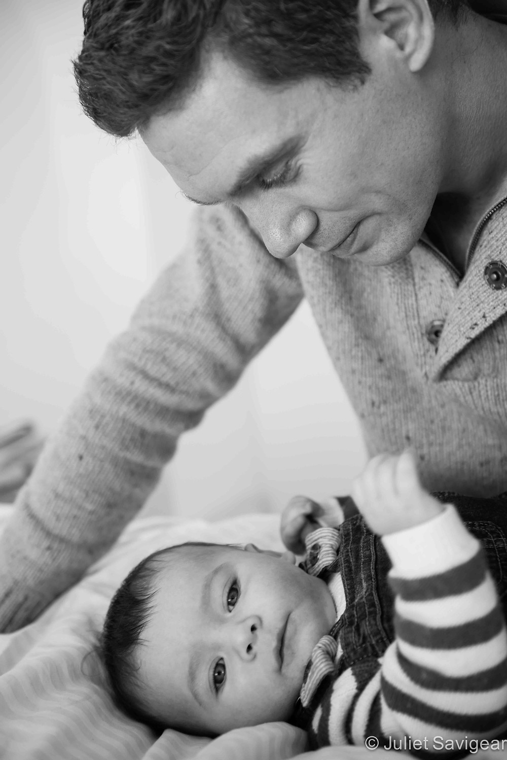 Father & Son - Baby & Family Photography, Southfields
