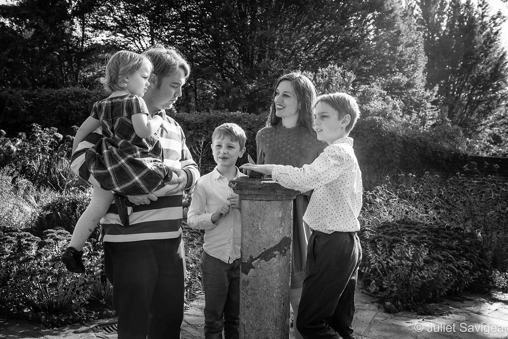 Natural family photography - The Rookery