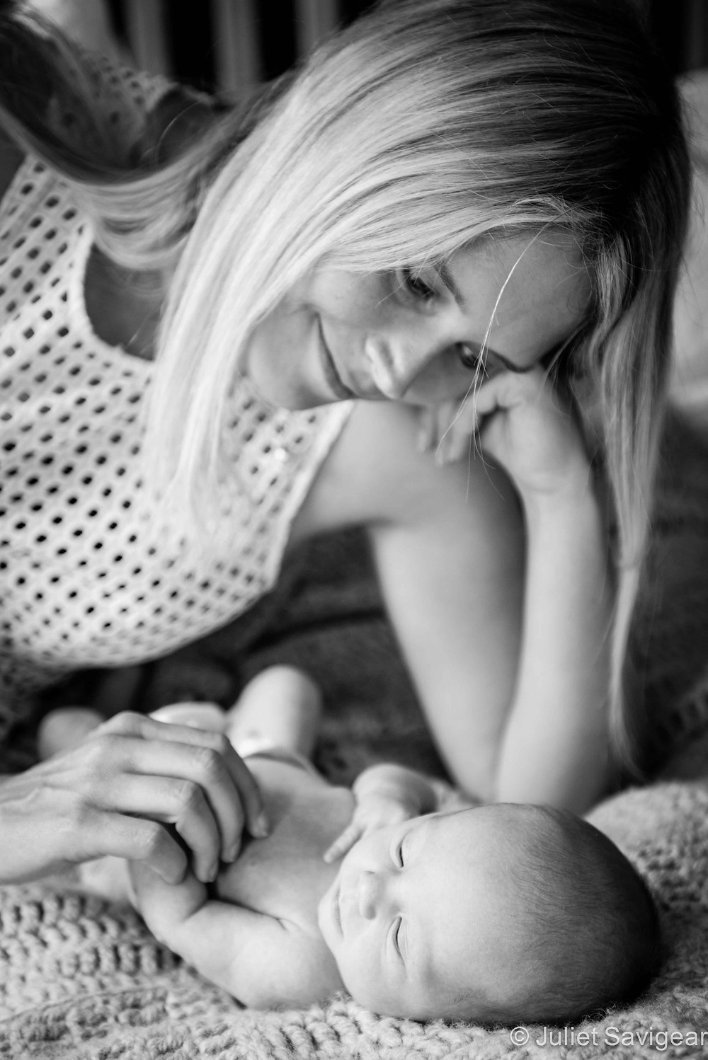 Mother's Love - Newborn Baby & Family Photography, Tooting