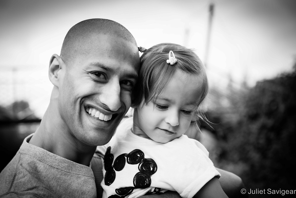 Daddy's Girl - Children's & Family Photography, London