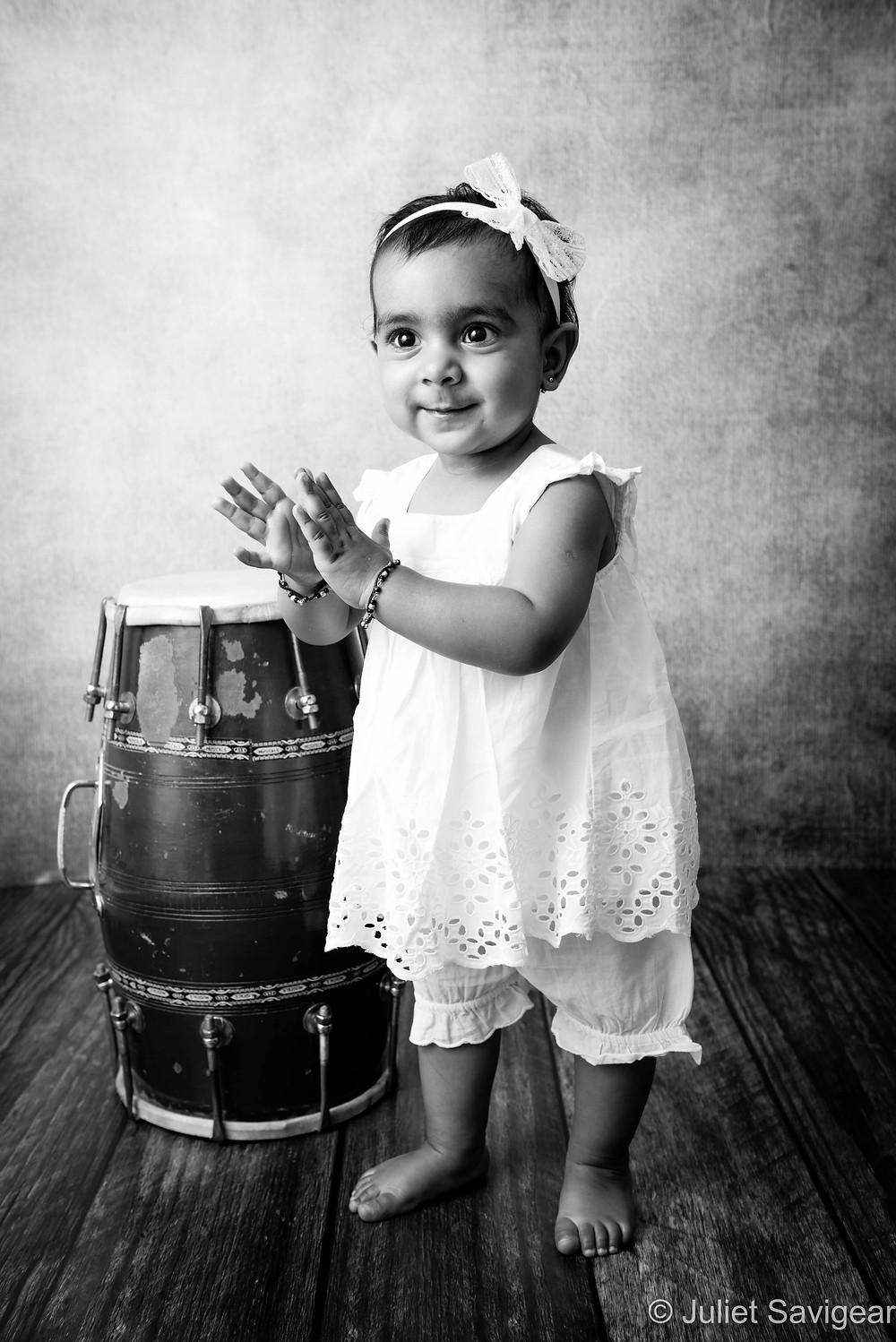 Clapping - Baby Photography - Mitcham