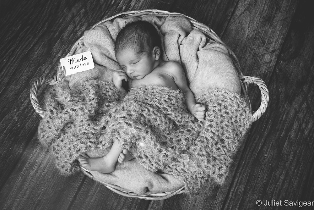 Made With Love - Baby Photography