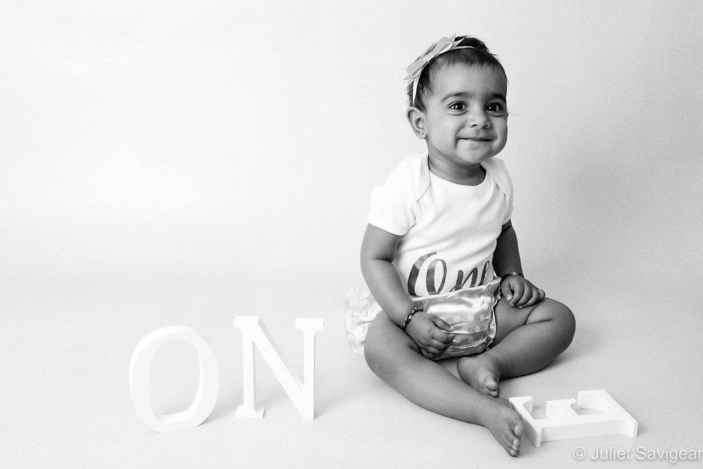 One! First Birthday Photo Shoot - Mitcham