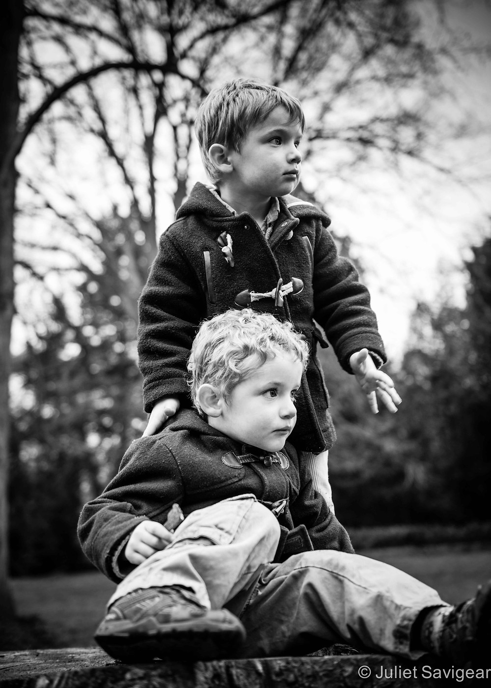Twin Boys - Children's Photography, Chiswick