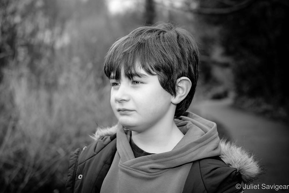 Children's outdoor photos