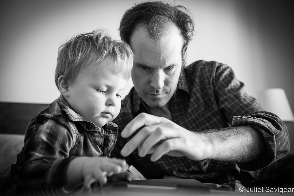 iPad - Family Photo Shoot - Southfields