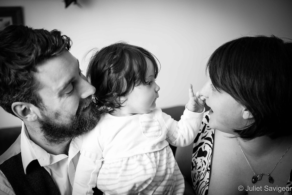 Mummy's Nose - Family Photography, Penge
