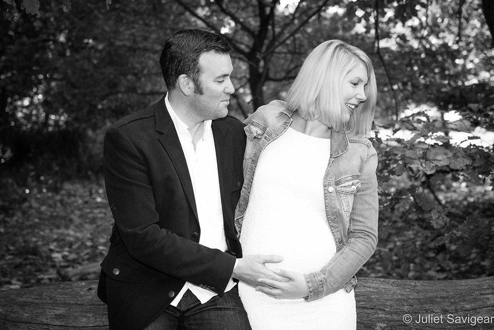 Maternity Photography, Tooting Common