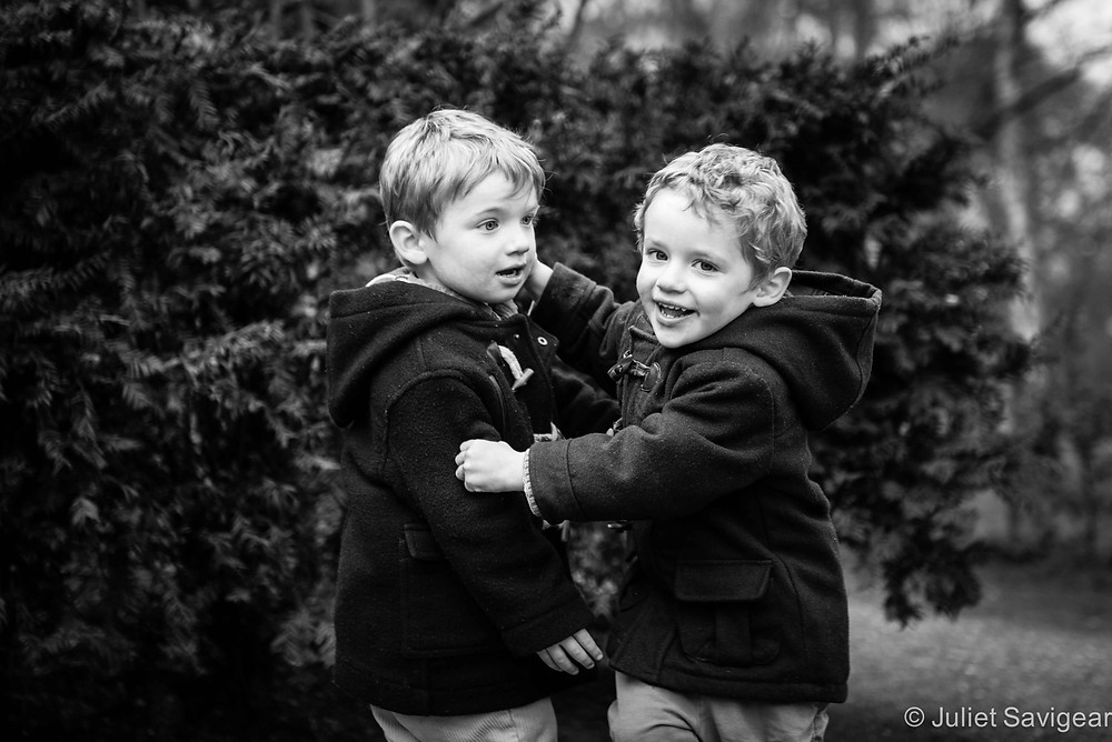 Twin Boys - Children's Photography, Chiswick House, Chiswick