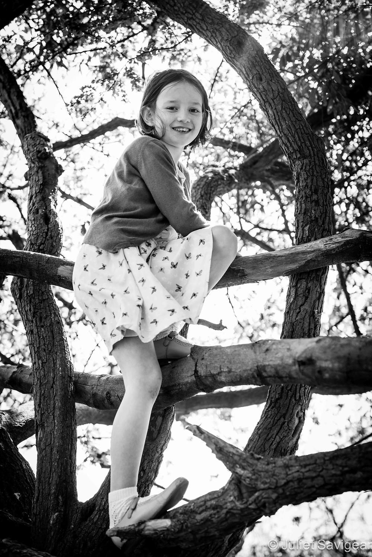 Up High - Children's Photography, Clapham Common