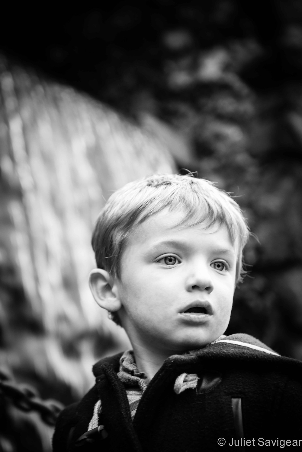 By The Cascade - Children's Photography, Chiswick