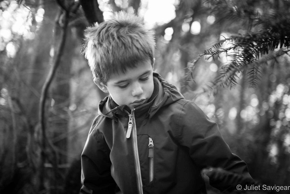 Among The Branches - Children's Photography, Clapham Common