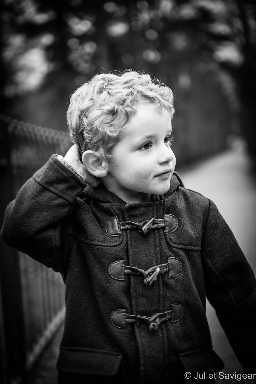 Looking Grown Up - Children's Photography, Chiswick