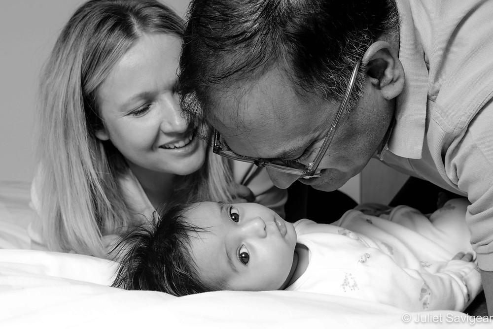 Baby & parents