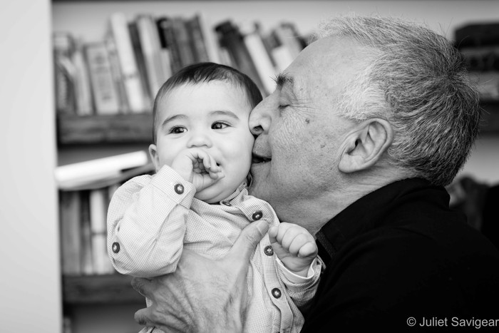 Grandparents & Baby Photo Shoot - Balham
