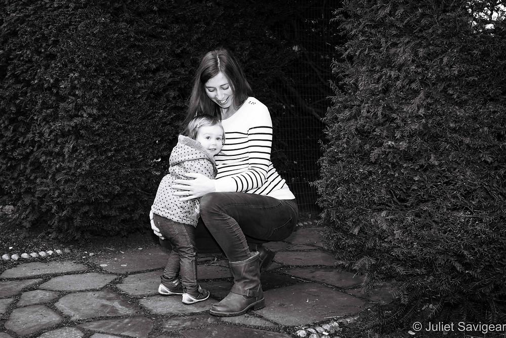 Hugs - Maternity & Family Photography - Brockwell Park