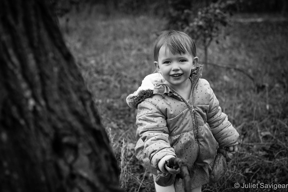 Round The Trees - Children's Photography, Tooting Common