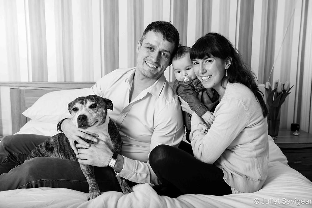 Family Photo - Baby, Pet & Family Photography, Norbury