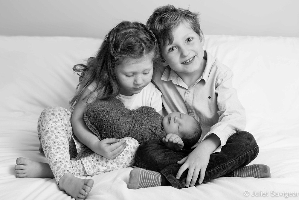 Our New Brother - Children's Photography, Balham