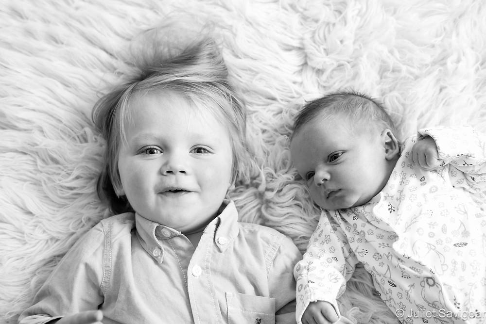 Brothers - Newborn Baby & Children's Photography, Clapham