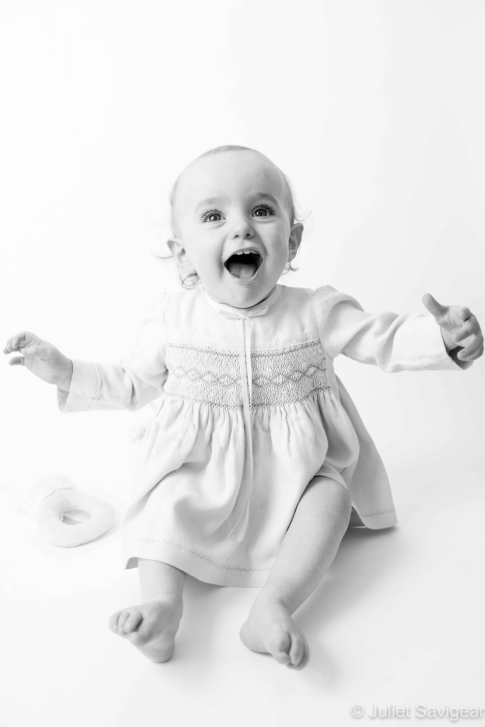 Big Smiles - Baby Photography, Clapham