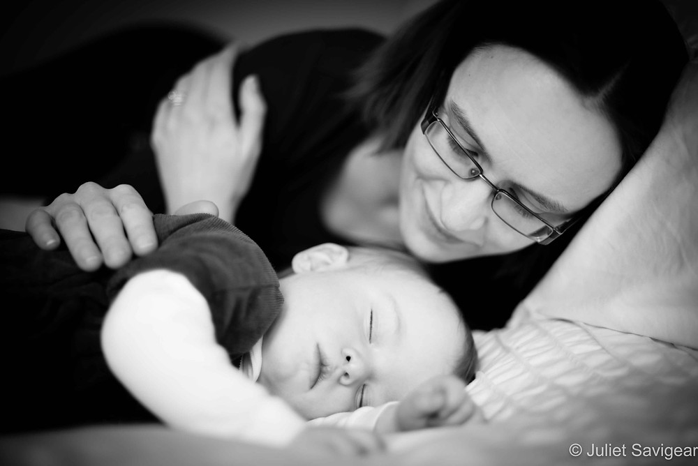 Mother & Baby - Family Photography, Belsize Park