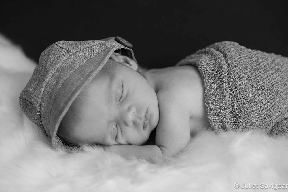 Cosy - Newborn Baby Photography, Tooting