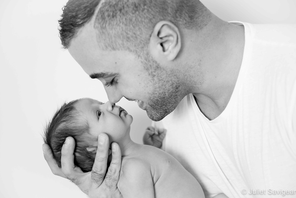 Father & Son - Family Photography, London