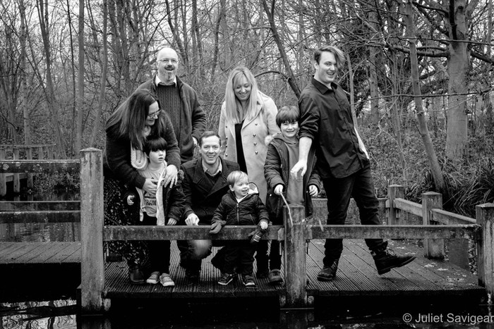 Extended Family Photo Shoot - Wandsworth Common