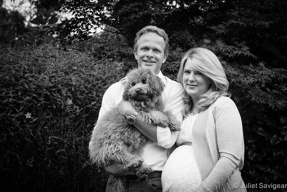 Family Portrait - Maternity Photography, Richmond