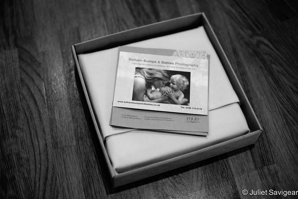 Newborn Baby Photograph Album